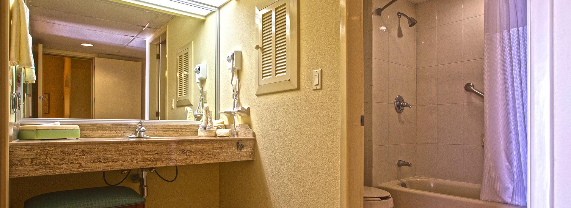 Villas de dos recámaras frente al mar y baño completo en el Resort Todo Incluido en Cancun