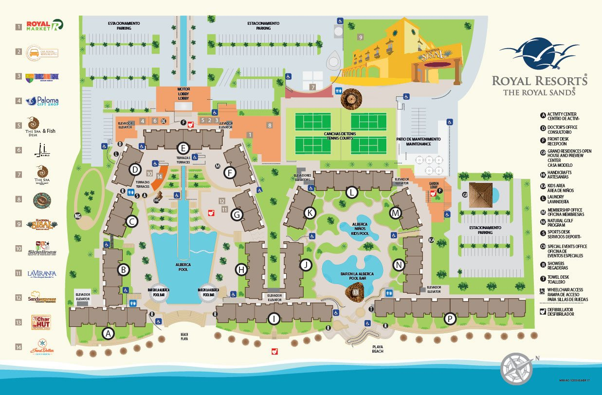 Cancun Beachfront Hotels | The Royal Haciendas Resort