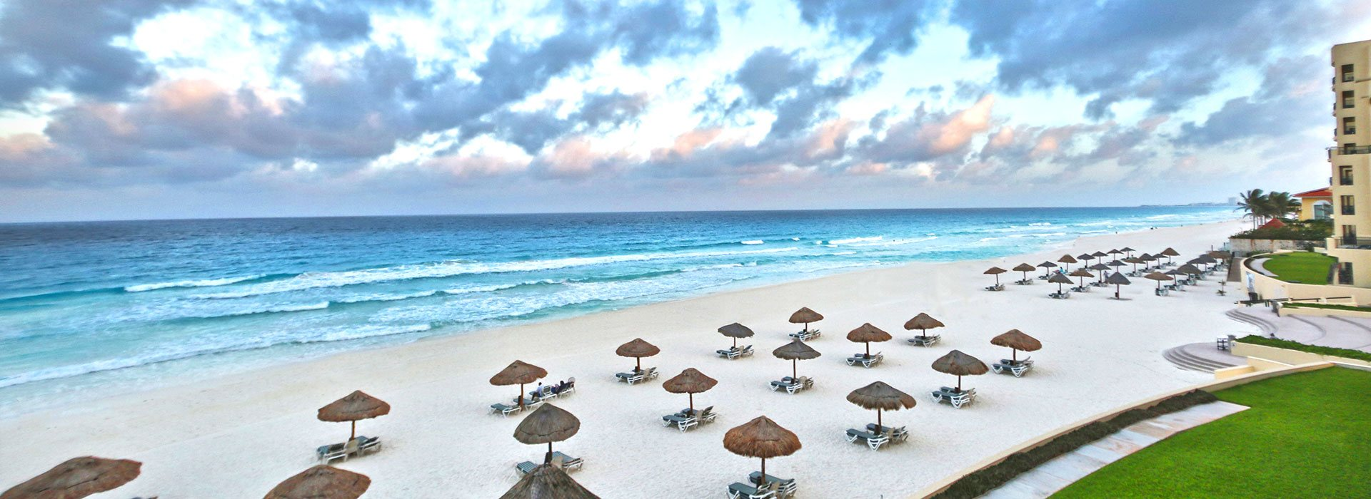 Visit one of the best beachfront resorts in Cancun offering All Inclusive Plans for all family