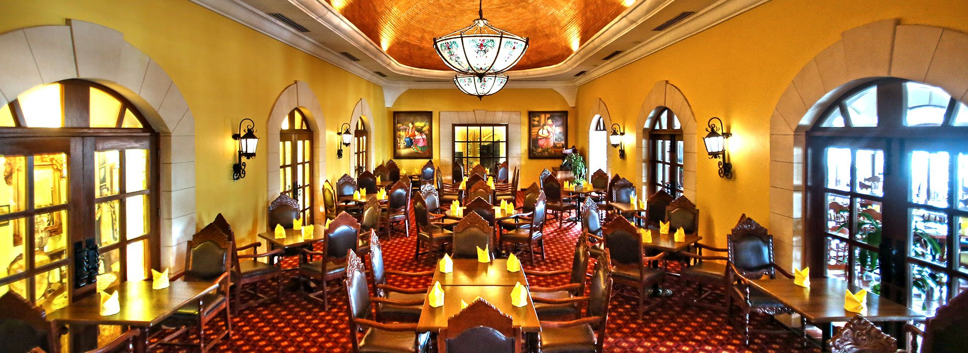 Enjoy Hacienda Sisal oustanding Mexican cuisine at The Royal Sands for world class Cancun dining