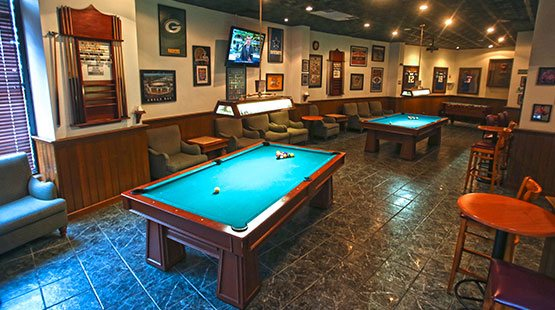 The Royal Sands Cancun unique billard place included in the resort activities