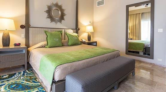 The Royal Sands Resort Beachfront One Bedroom Suite