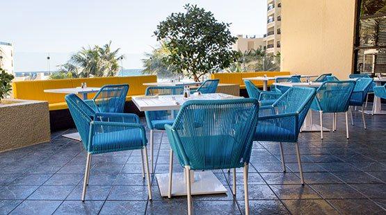 sand dollar Cancun seafood restaurant