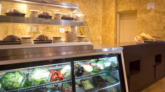Sands Express offers Food To Go service