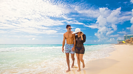 The Royal Cancun couple getaway