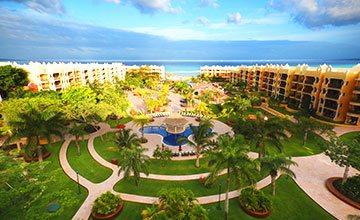 resort en playa del carmen para disfrutar vacaciones en familia