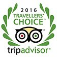 Tripadvisor Travelers Choice Award 2016